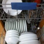 water damage from dishwashers